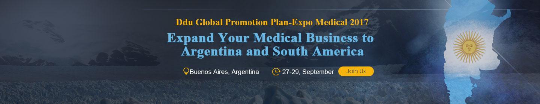 ExpoMedical 2017-Drugdu.com Global Promotion Events